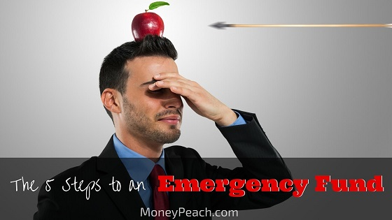 simple Steps to an Emergency Fund