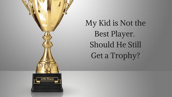 Should My Kid Get a Trophy? - Money Peach