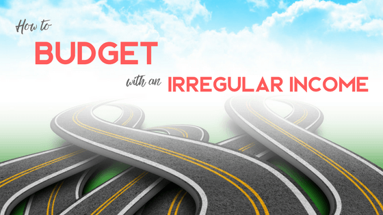budget with an Irregular Income