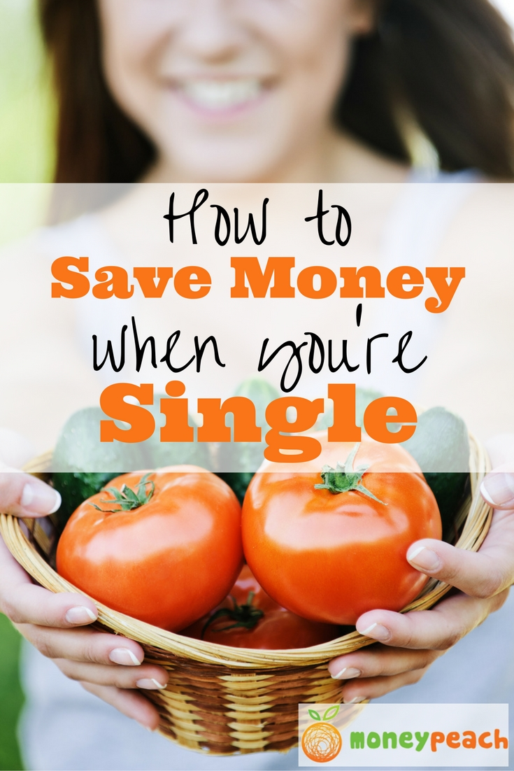 single saving money