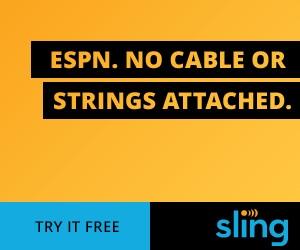 SlingTV 300 x 250