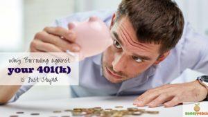 borrowing from 401k