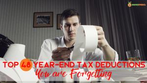 list of tax deductions