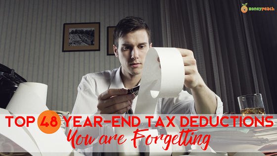 list of tax deductions