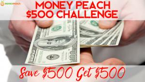 money peach challenge