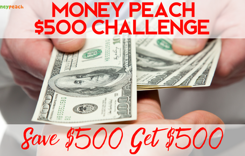 money peach challenge