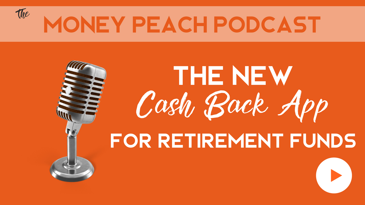 cashback into retirement funds  u0026 student loans