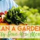 garden help you save money