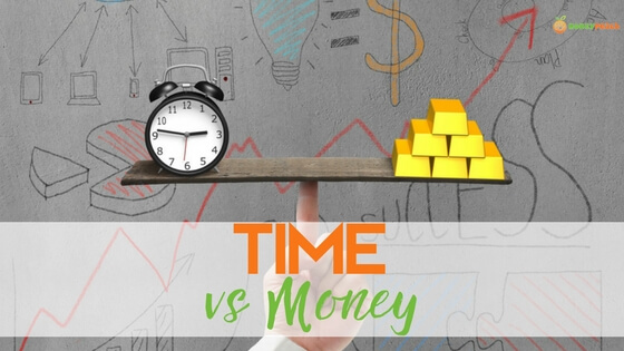 time vs money