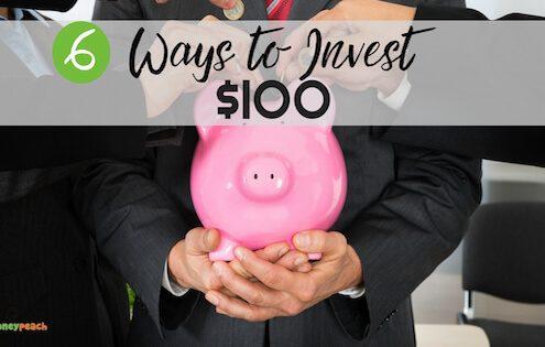 invest $100