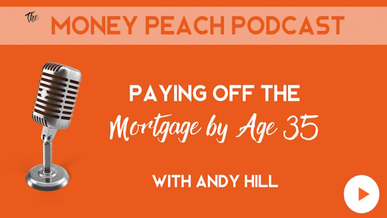 paying off the mortgage by age 35