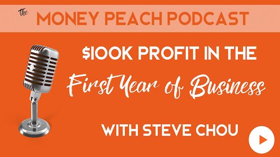 Steve Chou Business Profit