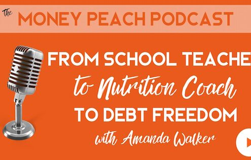 Episode 054: From Schoolteacher to Nutrition Coach to Debt Freedom