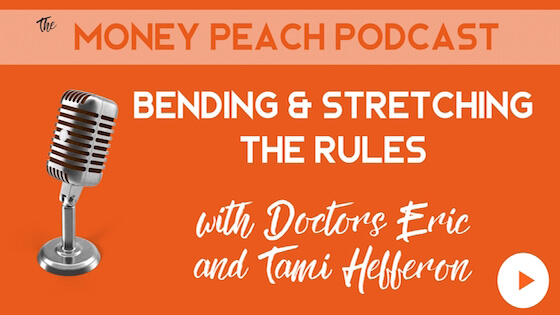 Bending & Stretching the Rules with Doctors Eric and Tami Hefferon