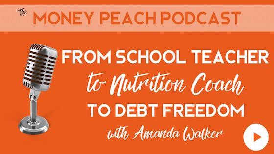 Episode 054: From Schoolteacher to Nutrition Coach to Debt Freedom