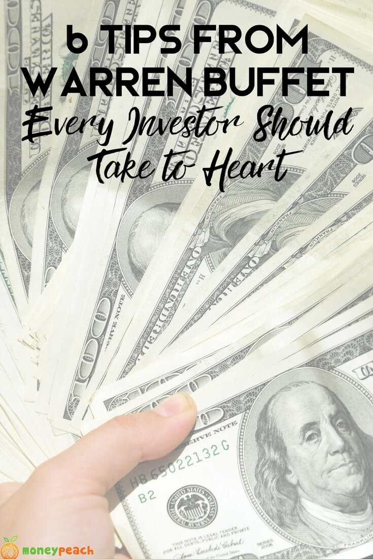 6 Tips From Warren Buffett Every Investor Should Take to Heart