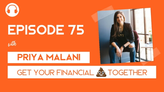 Episode 75: Get Your Financial Sh*T Together with Stash Wealth