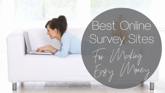 How to Make GOOD Money With These Top Paid Survey Sites