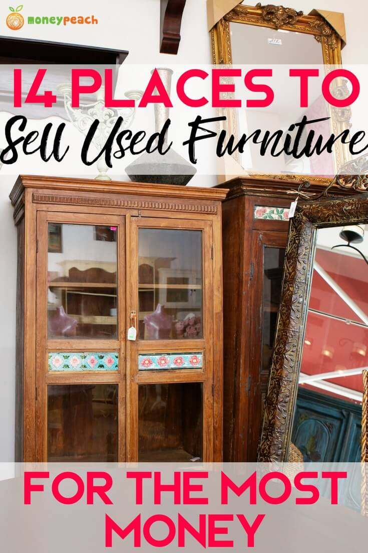 How & Where to Sell Used Furniture For the Most Money (2019)