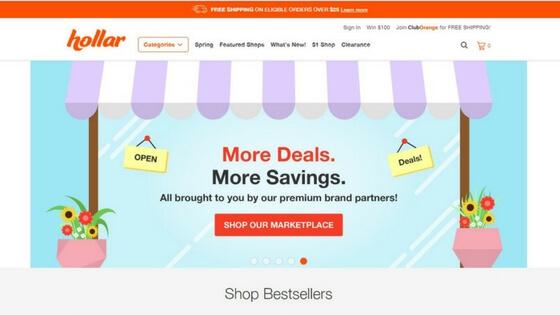 deals dollar store website