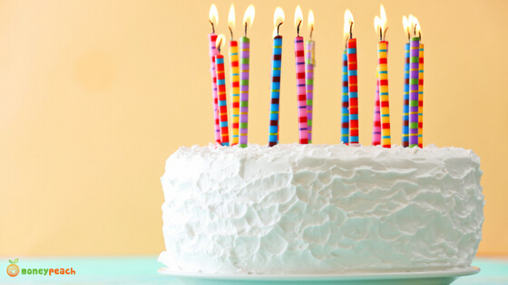Over 150 Best Places To Get FREE Stuff On Your Birthday 2018