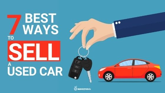 what is the best way to sell my used car