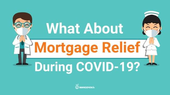 coronavirus mortgage relief