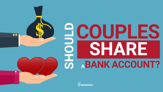 should couples share a bank account
