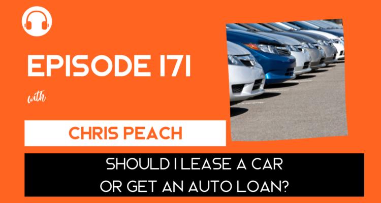 car lease vs auto loan